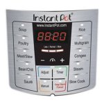 Latest-Model-Instant-Pot-Ip-lux60-enw-Stainless-Steel-6-in-1-Pressure-Cooker-with-Mini-Mitts-0-2