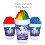 Little-Snowie-2-Ice-Shaver-Premium-Shaved-Ice-Machine-and-Snow-Cone-Machine-with-Syrup-Samples-0-0