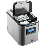 MRP-US-Portable-Ice-Maker-Stainless-Steel-Ice-Machine-ICE702-With-3-Selectable-Cube-Size-New-0-0