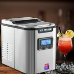 MRP-US-Portable-Ice-Maker-Stainless-Steel-Ice-Machine-ICE702-With-3-Selectable-Cube-Size-New-0-1