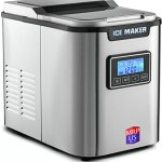 MRP-US-Portable-Ice-Maker-Stainless-Steel-Ice-Machine-ICE702-With-3-Selectable-Cube-Size-New-0