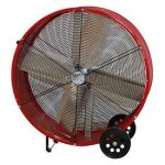 MaxxAir-BF30DD-REDUPS-30-Inch-Direct-Drive-Commercial-Fan-Red-0