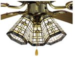 Meyda-Tiffany-27461-Arrowhead-Mission-Ceiling-Fan-Light-Shade-4-Width-0