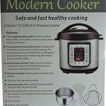 Modern-Cooker-BD-OJ-6L-1-Multi-Functional-Electric-Pressure-Cooker-6-quart-Silver-0-2