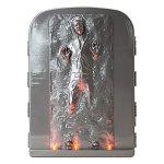 NEW-Star-Wars-Han-Solo-in-Carbonite-3D-4-Liter-Thermoelectric-Mini-Fridge-Cooler-4L-0-2