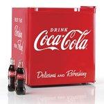 Nostalgia-CRF170COKE-Coca-Cola-17-Cubic-Foot-Refrigerator-with-Freezer-Compartment-0-1
