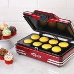 Nostalgia-RCKM700-Retro-Series-50s-Style-Mini-Cupcake-Maker-by-Nostalgia-Electrics-0