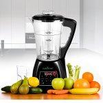 NutriChef-PKSM240BK-3-in-1-Digital-Electronic-Soup-Cooker-Blender-Juice-Drink-Maker-Black-0-0