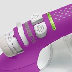 Oliso-Smart-Iron-Steam-Iron-with-iTouch-Self-Lifting-Technology-Features-Auto-Shut-Off-and-Multiple-Steam-Iron-Options-Extra-Long-108-Cord-Beadblast-Chromium-Soleplate-Purple-0-2