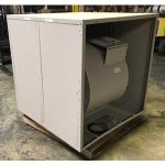 PHOENIX-MANUFACTURING-INC-185237-470-9875-CFM-AEROCOOL-COMMERCIAL-INDUSTRIAL-SERIES-DOWNFLOW-EVAPORATIVE-COOLERLESS-MOTOR-AND-WET-SECTION-0