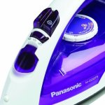 Panasonic-NI-E650TR-SteamDry-Iron-with-U-Shape-Titanium-Coated-Soleplate-0-0