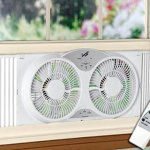 Portable-Twin-9-Reversible-Window-Fan-with-Remote-Control-0