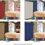 Portable-Wardrobe-Closet-w-Premium-Cotton-CanvasDuck-Cover-72-75Hx36Wx18D-0