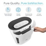 PureZone-3-in-1-True-HEPA-Air-Purifier–3-Speeds-Plus-UV-C-Air-Sanitizer–Eliminates-Dust-Pollen-Pet-Dander-Smoke-Mold-Spores-Household-Odors–with-Whisper-Quiet-Operation-Auto-Off-Timer-0-2