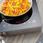 Restaurantware-RWT0095-1-Count-box-120V-1800W-Home-Pro-Counter-Top-Induction-Cooktop-0-0