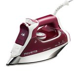 Rowenta-DW8197-Pro-Master-1800-Watt-Micro-Steam-Iron-Stainless-Steel-Soleplate-with-Auto-Off-400-Hole-Burgundy-0