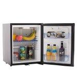 SMETA-10-cu-ft-Absorption-Portable-Refrigerator-110V-12V-Hotel-Mini-Low-Noise-Beverage-Bar-Cooler-Vehicle-RV-Boat-Car-FridgeBLACKAC-DC-0