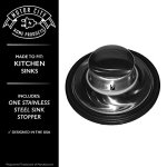 STP-SS-InSinkErator-Comparable-Stainless-Steel-Sink-Stopper-With-Rubber-Gasket-Motor-City-Home-Products-Brand-Replacement-0