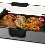 Smart-Planet-SIG4-Napa-Valley-Gourmet-Premium-Smokeless-Stainless-Steel-Grill-Silver-0