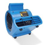 Soleaire-Mini-Storm-112-HP-380-CFM-Mini-Air-Mover-Carpet-Dryer-Floor-Blower-Fan-for-Home-Use-Blue-0-0