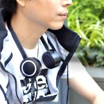 THANKO-Headphone-Type-Cooling-Fan-USBHEDCLJapan-Domestic-genuine-products-0-0