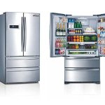 Thorkitchen-HRF3601F-Cabinet-Depth-French-Door-Refrigerator-Ice-Maker-36-Stainless-Steel-0-2