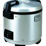 Tiger-JNO-A36U-XB-20-Cup-Uncooked-Commercial-Rice-Cooker-and-Warmer-Stainless-Steel-Black-0
