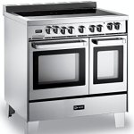 Verona-VEFSEE365DSS-36-Electric-Double-Oven-Range-Convection-Stainless-Steel-0-1