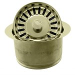 Westbrass-D2082S-01-Extra-Deep-ISE-Disposal-Flange-and-Strainer-PVD-Polished-Brass-0