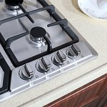 WindMax-23-Stainless-Steel-4-Burner-Stove-Gas-Hob-Cooktops-11259Btu-3300W-Cooker-0-1