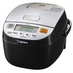 Zojirushi-NL-BAC05SB-Micom-Rice-Cooker-Warmer-Silver-Black-0