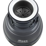 iRees-MX200-54-Horsepower-Food-Waste-Disposer-Kitchen-Sink-Garbage-Disposal-Unit-Continuous-Feed-with-Power-Cord-0-1