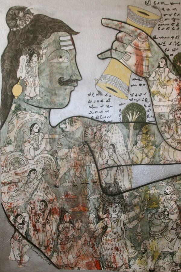 Ramesh Gorjala Online Art Auction Artwork