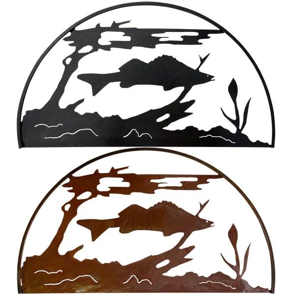 Fish-hoops