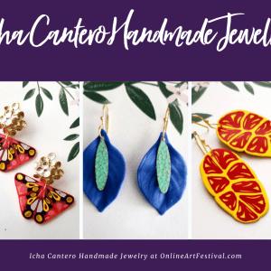 Icha Cantero Handmade Jewelry