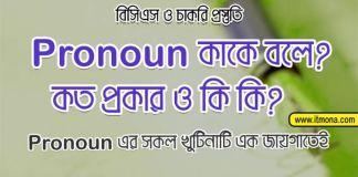 classification-of-pronoun