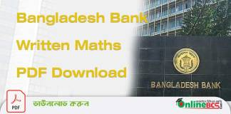 Bangladesh-Bank-Written-Maths-2001-2018-PDF-Download