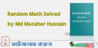 Random-Math-Solved-by-Md-Mutaher-Hussain