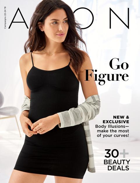 22489addf83d Avon Body Illusions Shapewear - Go Figure   Online Beauty Boss