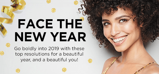 5 Beauty Tips and Secrets for A New YOU in 2019! | Online Beauty Boss