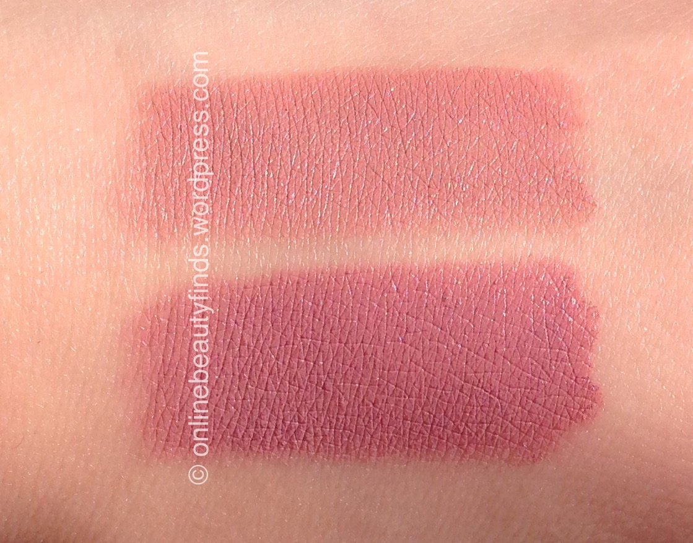 elf Matte Lip Color Natural  Tea Rose Review