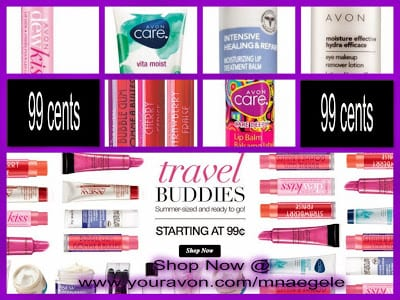 Avon Special Sale 99 Cent Goodies