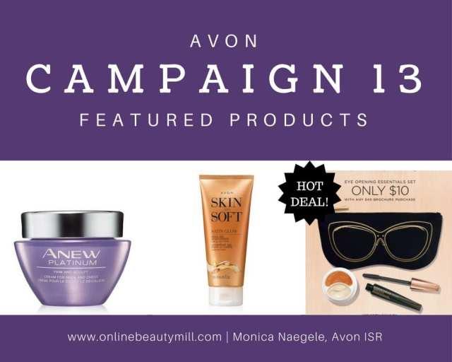 avon campaign 13