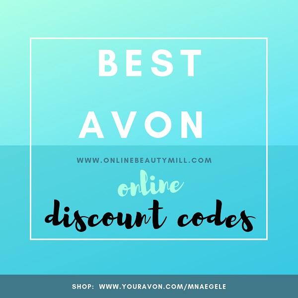 avon online discount codes