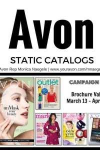 Avon Catalogs Online 2017