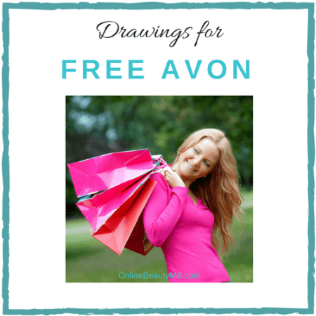 avon drawings and giveaways