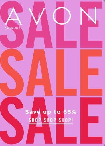 Avon Catalog Campaign 6 2019