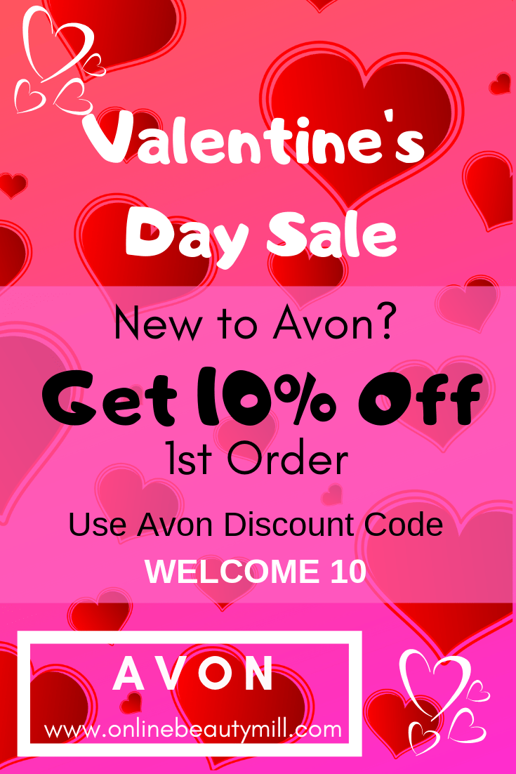 avon discount coupon code
