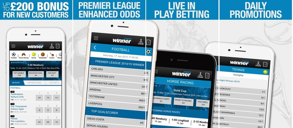 Winner Mobile Apps