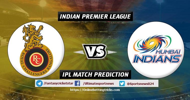Bangalore vs Mumbai